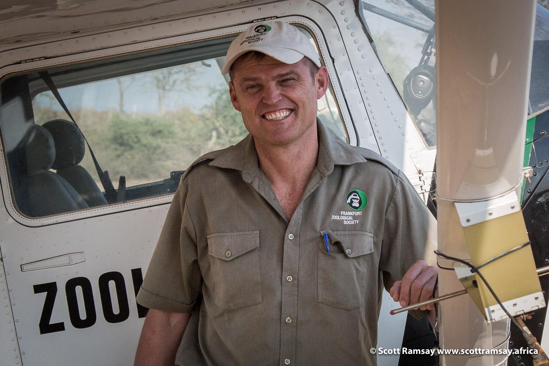 Hugo van der Westhuizen Gonarezhou National Park Zimbabwe