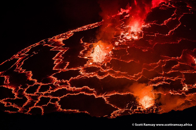 Virunga Nyiragongo - copyright Scott Ramsay-20