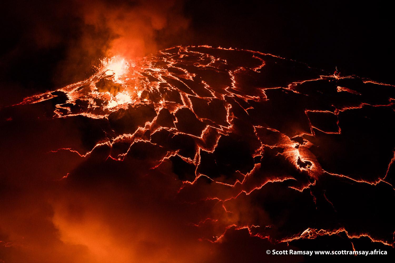 Virunga Nyiragongo - copyright Scott Ramsay-22