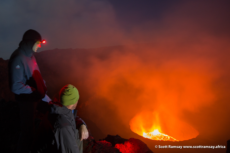 Virunga Nyiragongo - copyright Scott Ramsay-26