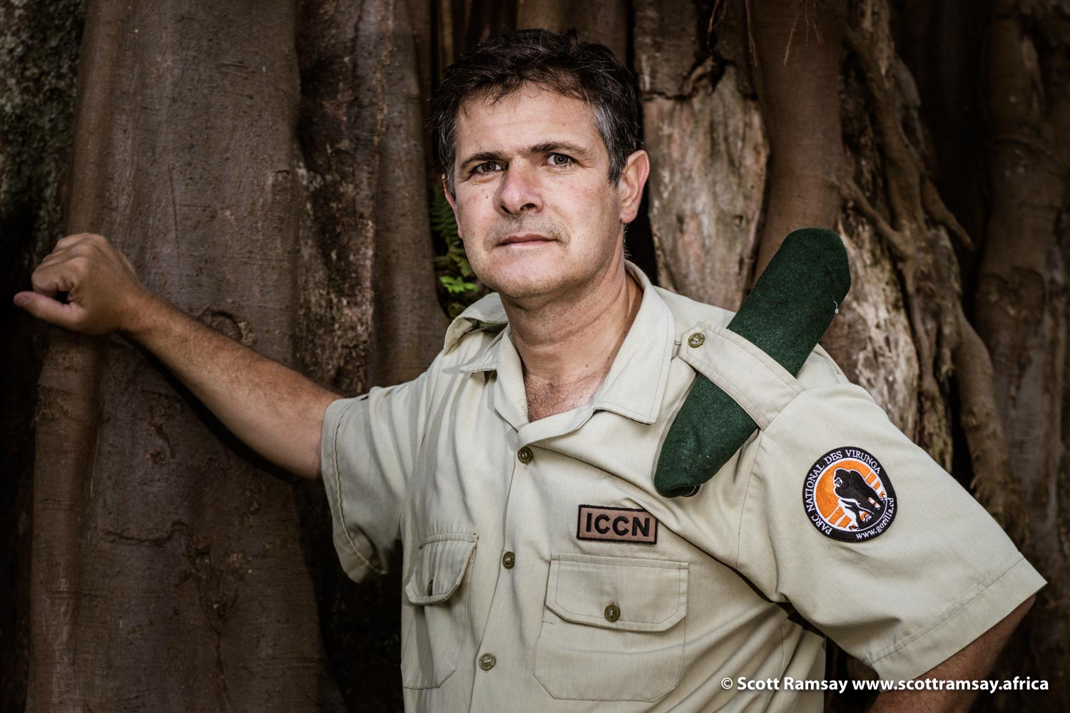 Emmanuel de Merode, director of Virunga National Park in Democratic Republic of Congo