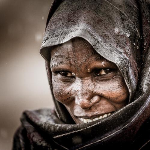 Datoga Woman, Lake Eyasi, Tanzania