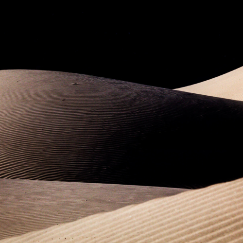 Sand dunes, Kaokoveld, Namibia
