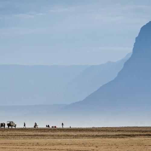 Campsite, Lake Manyara, Tanzania