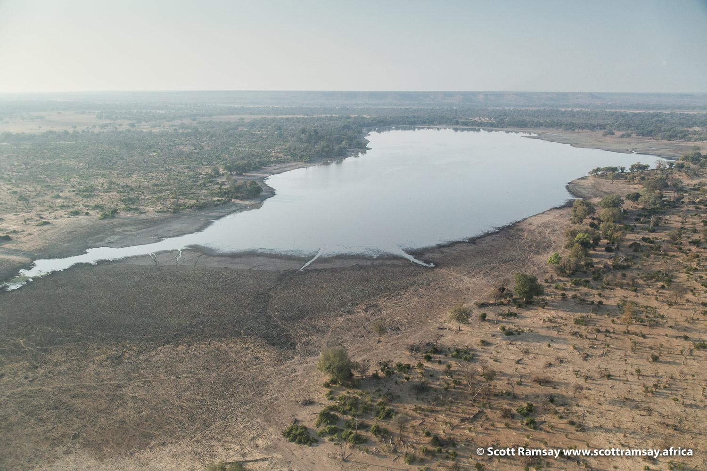Gonarezhou National Park in Zimbabwe