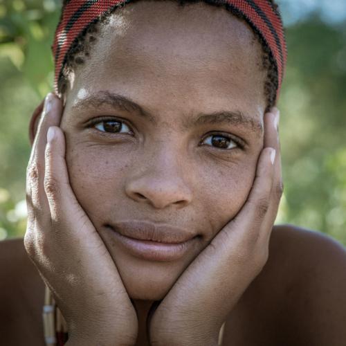 Dixhao Tshao, Makgadikgadi, Botswana
