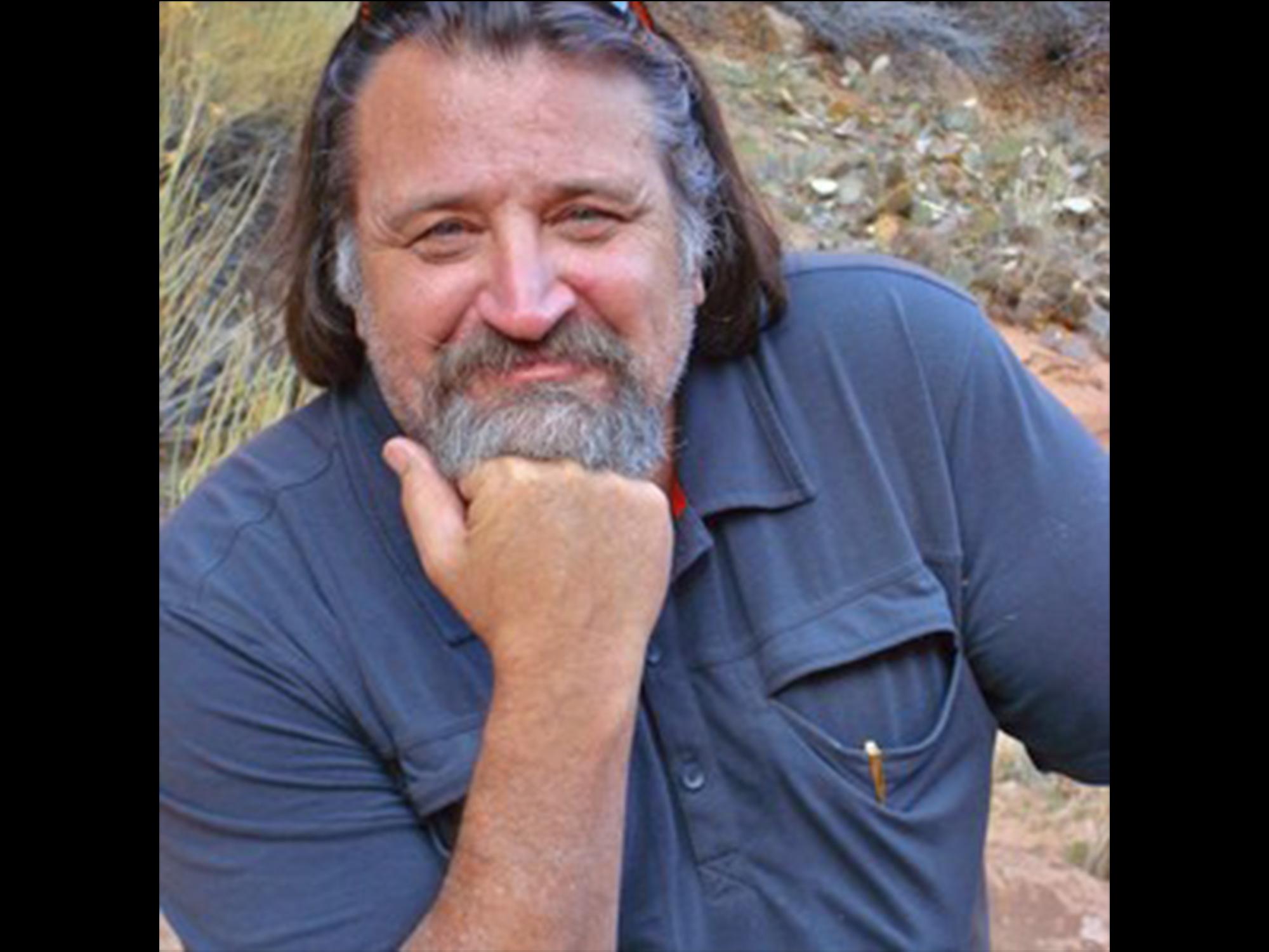 Dennis Sizemore, of conservation organisation Round River