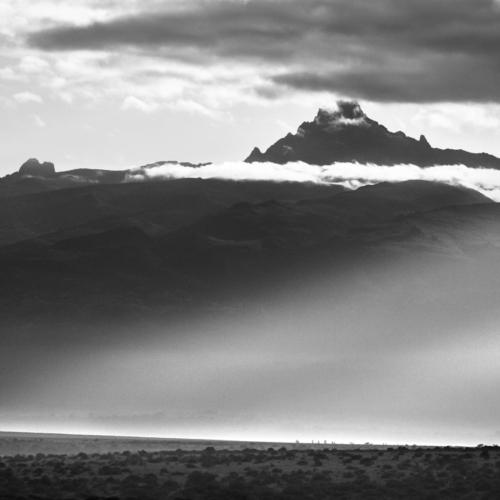Solio, Mount Kenya, Kenya