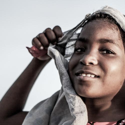 Zanzibar Girl, Tanzania